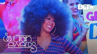Keyshia Cole Rocks... | Lip Sync Battle: Soul Train Awards Edition