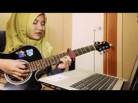 Papinka -hitungan cinta cover by justcall rosse