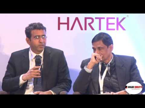 Opening Panel Discussion at India Rooftop Solar Congress 2017