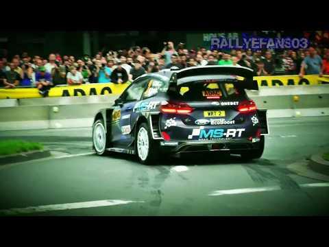 Ott Tänak / Martin Järveoja  M-Sport WRT Germany 2017