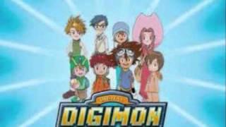 Digimon adventure -  Evolution theme Brave Heart