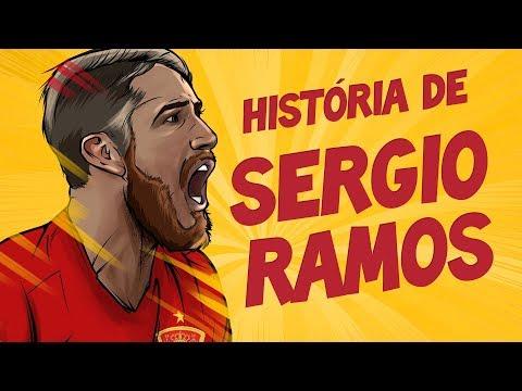 A EMOCIONANTE história de SERGIO RAMOS