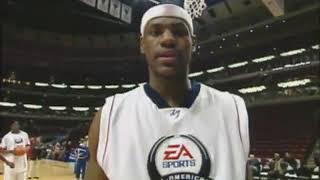 NBA LIVE 2004 PC Intro - LeBron James #1