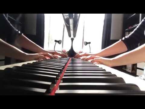 """Genesis - """"Firth of Fifth"""" Piano Intro"""