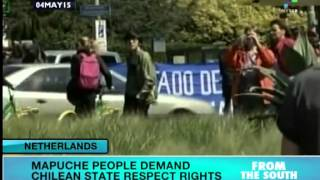 Chilean Mapuche Indigenous Community Demand Respect for Rights