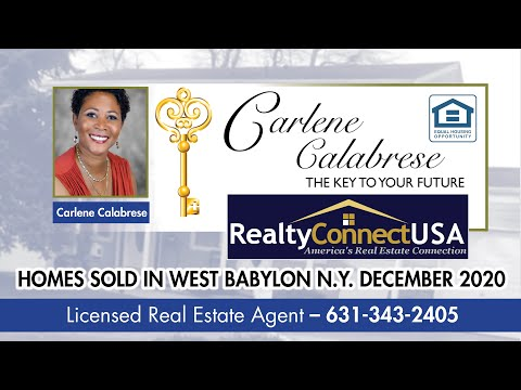Sold Homes in West Babylon, NY 11704