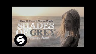 Oliver Heldens &amp Shaun Frank - Shades of Grey ft. Delaney Jane [Lyric Video]
