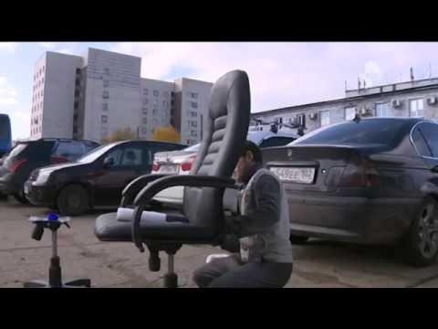 В автосалоне в Уфе сданную на техосмотр машину разобрали на запчасти