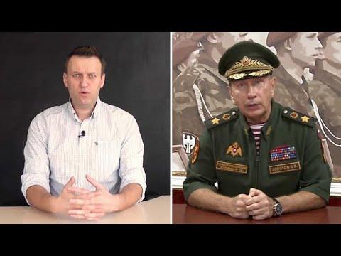 Chefe da Guarda Nacional russa desafiado para duelos