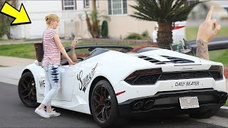 "Lamborghini Gold Digger Prank ""GONE RIGHT"" - Gold Diggers Exposed 2019"