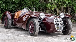 The Most Beautiful Car I Have Ever Driven.... Is a Jaguar Kit Car!? (Kougar Sports Review)