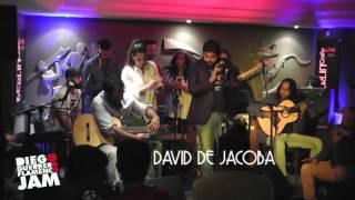 Diego Guerrero Flamenco Jam - María Mezcle & David de Jacoba. Fin de Fiesta.