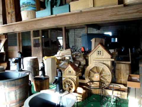 Amish Woodshop, Outdoor Decor Manufacturer