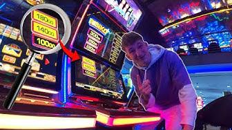 Wie HOCH DRÜCKE ich die LEITER im Casino? 😱💸 | MEGA GEWINN | TomSprm