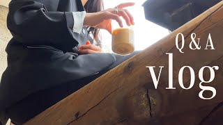 [vlog] May.1st 일상브이로그ㅣQ&Aㅣ…