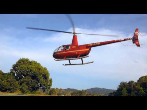 HELICOPTER CHARTER FOR PRIVATE AND CORPORATE USE (HELIOUTPOST)
