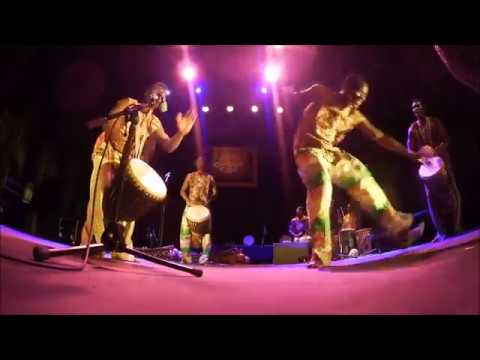 African Percussion from Burkina Faso