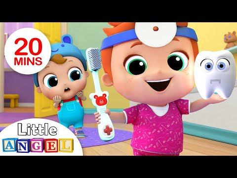 baby-brush-your-teeth-|-nursery-rhymes-&-kids-songs---little-angel