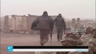 مواجهات عنيفة وطائرات حربية روسية في دير الزور