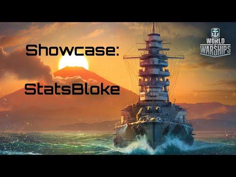 World Of Warships: Showcase: StatsBloke