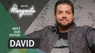 Meet our Editor, David
