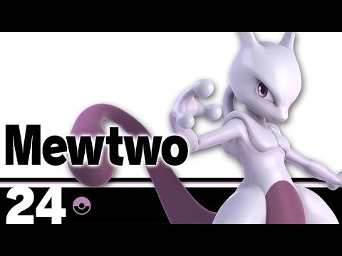 24: Mewtwo 鈥� Super Smash Bros. Ultimate