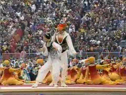 Nagano 1998 Opening Ceremony - Beethoven Ode to Joy (2/2)