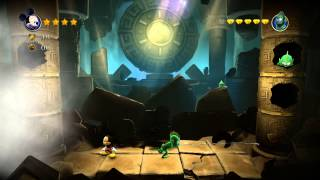 Castle of Illusion Starring Mickey Mouse 100% Walkthrough P.6 - The Storm  - Act 2 & Act 3
