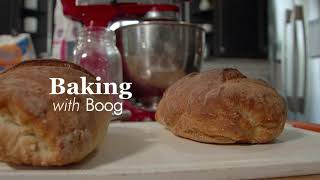 11/15 Baking with Boog