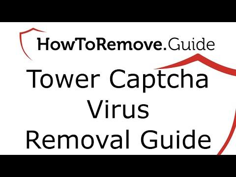 Tower captcha Virus