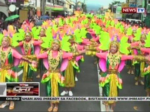 Iba't ibang festival ng Albay, tampok sa Daragang Magayon Festival