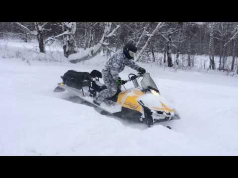 Снегоход BRP Ski-Doo Tundra LT 550F