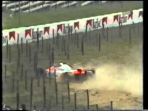 1982 - Kyalami - The Formula One drivers' strike