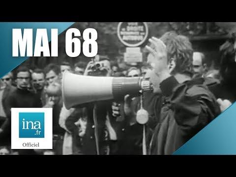 Mai68: La contestation | Archive INA
