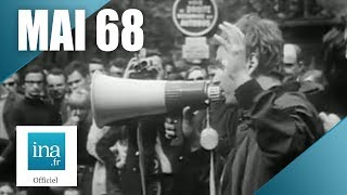 Mai68: La contestation