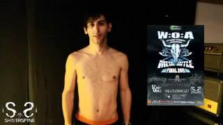 ShiverSpine Live @ Wacken BOTB - Spot 1