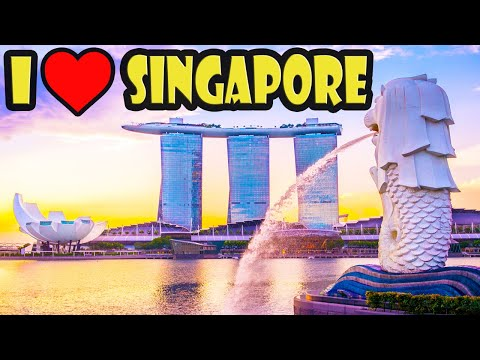 11 Things I Love About Traveling to Singapore