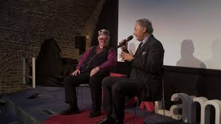 A chat on conceptual arts | Reverend David William Parry & Haralampi G. Oroschakoff | TEDxLambeth