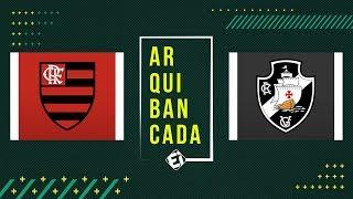 FLAMENGO X VASCO (narração AO VIVO) - Brasileirão 2019
