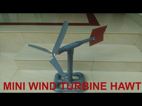 Small Wind Turbine Homemade