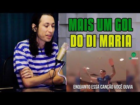 REACT ♫ 4x0 - PSG HUMILHA O BARCELONA | Paródia Loka (FutParodias) #2224
