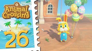 Animal Crossing New Horizons ITA [Parte 26 - Caccia all'Uovo]