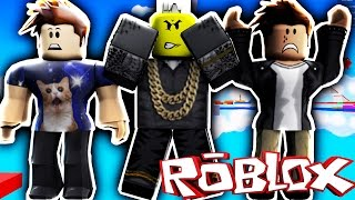 THIS ROBLOX OBBY SCAMMED US OF ROBUX!