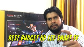 Kodak 32 inch Best Budget LED Smart TV | Review after 1 and half year