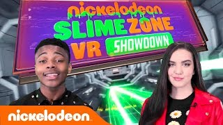 Video Slimezone VR Showdown 💚: Team Amarr vs. Team Lilimar Semi-Finals Ft. SpongeBob & More! | Ep. 1| Nick download MP3, 3GP, MP4, WEBM, AVI, FLV Agustus 2018
