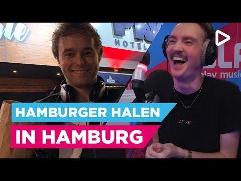 Bram prankt Tom: 'Koop Hamburger in Hamburg' | SLAM!