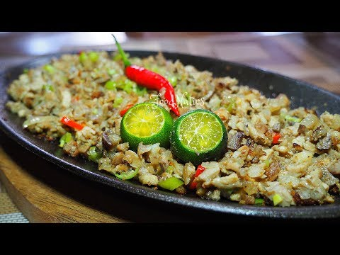 CHICKEN SISIG | SIMPLE AND EASY TO FOLLOW RECIPE