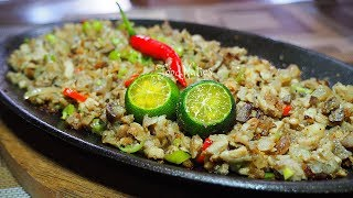 CHICKEN SISIG  SIMPLE AND EASY TO FOLLOW RECIPE