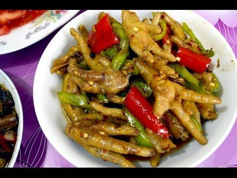 Chinese Chicken Feet China Memo Youtube