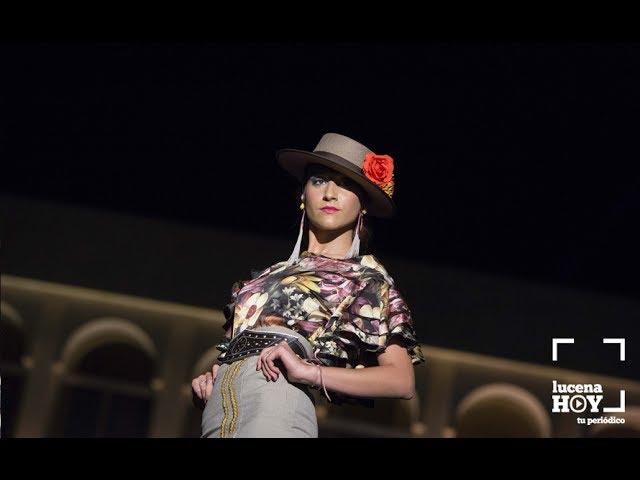 """VÍDEO: I Pasarela de Moda Flamenca """"Ciudad de Lucena"""". Segunda Parte"""